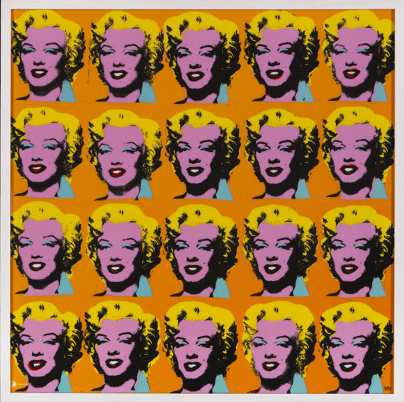 Andy Warhol - Multiple