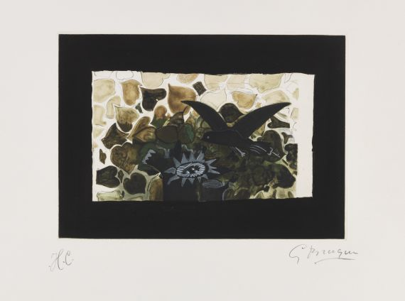 Braque, Georges - Lithograph