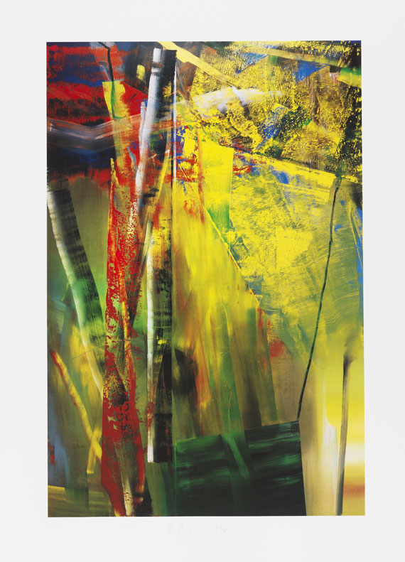 Richter, Gerhard - Offset in colors