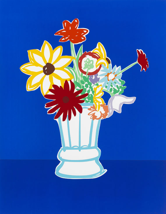 Wesselmann, Tom - Silkscreen in colors