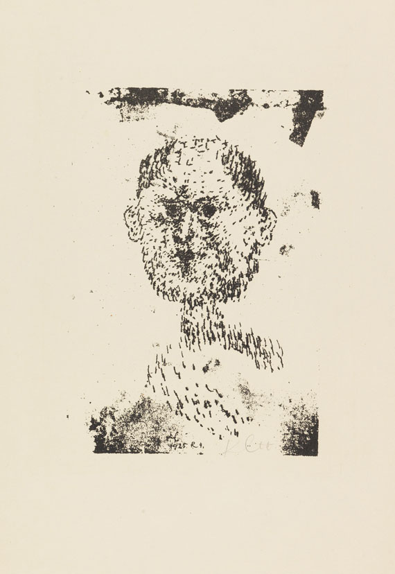 Klee, Paul - Lithograph